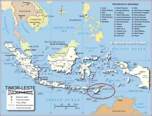 The Indonesian Archipelago