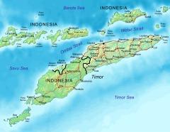 Finally, Timor