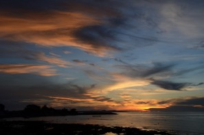Sunset from Kupang