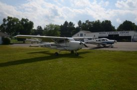 36C at Great Barrington Airport